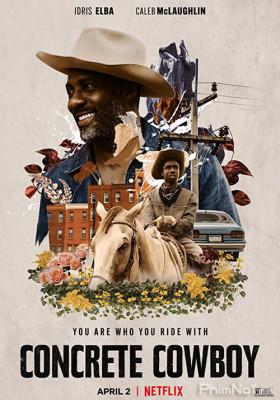 Phim Cao Bồi Đô Thị - Concrete Cowboy (2020)