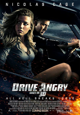 Phim Sứ Giả Địa Ngục - Drive Angry (2011)