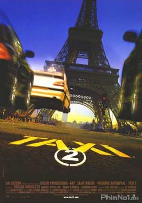 Quái Xế Taxi 2
