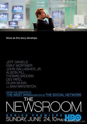 Phim Phòng Tin Tức: Phần 1 - The Newsroom Season 1 (2012)