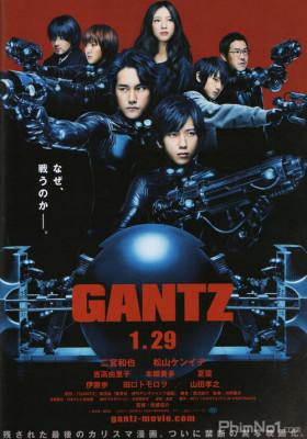 Phim Sinh Tử Luân Hồi - Gantz (2010)