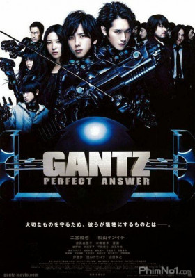 Phim Sinh Tử Luân Hồi: Đáp Án Hoàn Hảo - Gantz: Perfect Answer (2011)