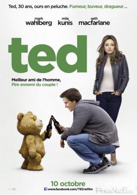 Phim Chú Gấu Ted - Ted (2012)