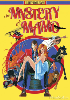 Phim Lupin Đệ Tam: Bí Mật Của Mamo - Lupin III: The Secret of Mamo (1978)