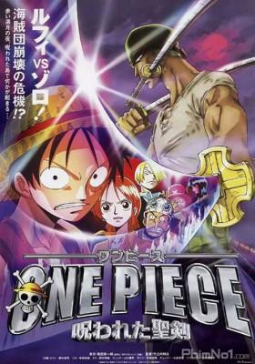 Phim Đảo Hải Tặc 5: Lời Nguyền Kiếm Thiêng - One Piece Movie 5: The Curse of the Sacred Sword (2004)