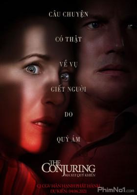 Phim Ám Ảnh Kinh Hoàng 3: Ma Xui Quỷ Khiến - The Conjuring: The Devil Made Me Do It (2021)
