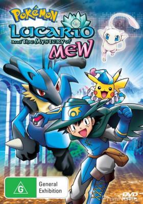 Phim Pokemon Movie 8: Mew Và Người Hùng Của Ngọn Sóng Lucario - Pokemon: Lucario and the Mystery of Mew (2005)