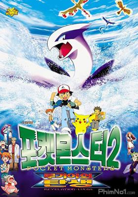 Pokemon Movie 2: Sự Bùng Nổ Của Lugia Huyền Thoại