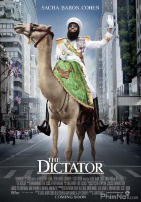 Phim Kẻ Độc Tài - The Dictator (2012)