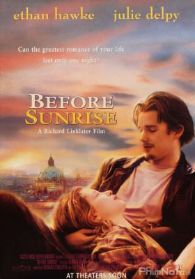 Phim Trước Lúc Bình Minh - Before Sunrise (1995)