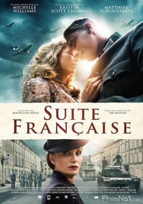 Phim Mối Tình Giữa Thế Chiến - Suite Française (2014)