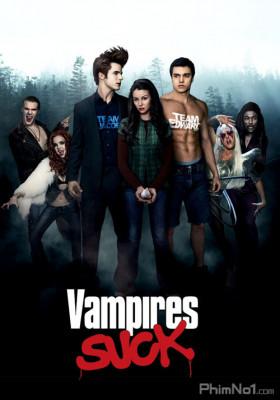 Phim Ma Cà Rồng Quỷ Quái - Vampires Suck (2010)