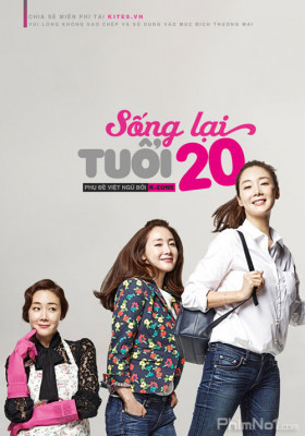 Phim Sống Lại Tuổi 20 - Second Time Twenty Years Old (Second 20's) (2015)
