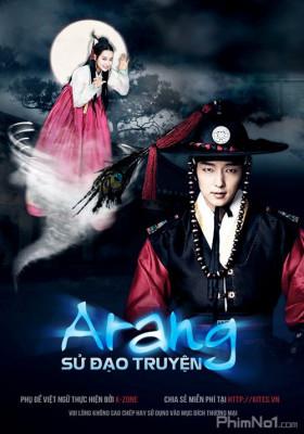 Phim Arang Sử Đạo Truyện - Arang and the Magistrate (2012)