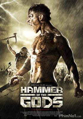 Phim Chiếc Búa Của Các Vị Thần - Hammer of the Gods (2013)