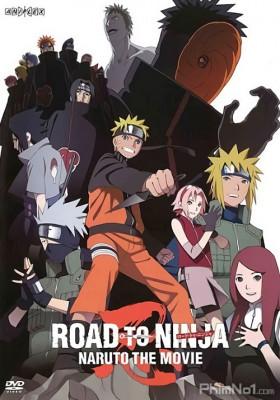 Phim Naruto: Đường Tới Ninja - Naruto Shippuuden Movie 6: Road to Ninja (2012)