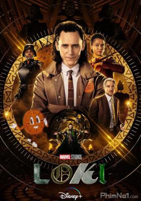Phim Loki: Phần 1 - Loki Season 1 (2021)