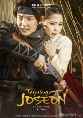 Phim Tay Súng Joseon - Joseon Gunman (Gunman in Joseon) (2014)