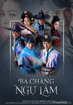 Phim Ba Chàng Lính Ngự Lâm - The Three Musketeers (2014)