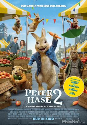Phim Thỏ Peter 2 : Cuộc Trốn Chạy - Peter Rabbit 2: The Runaway (2021)