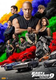Phim Quá Nhanh Quá Nguy Hiểm 9: Huyền Thoại Tốc Độ - F9: The Fast Saga (2021)