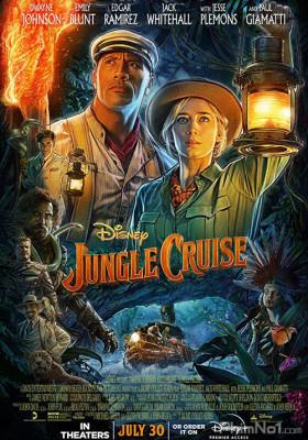 Phim Thám Hiểm Rừng Xanh - Jungle Cruise (2021)