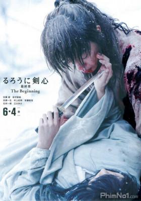 Phim Lãng Khách Kenshin 5: Khởi Đầu - Rurouni Kenshin: Final Chapter Part II - The Beginnin (2021)