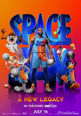 Phim Space Jam: Kỷ Nguyên Mới - Space Jam: A New Legacy (2021)