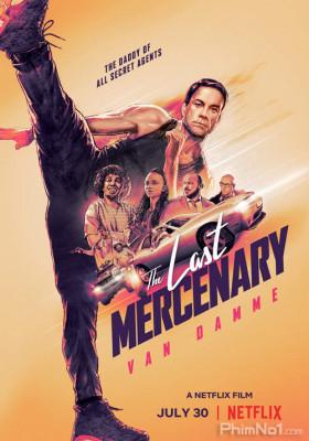 Phim Lính Đánh Thuê Cuối Cùng - The Last Mercenary (2021)
