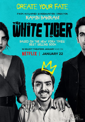 Phim Cọp Trắng - The White Tiger (2021)