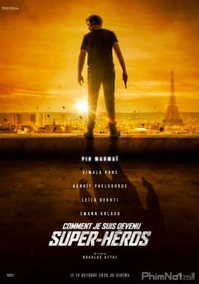 Phim Hành Trình Trở Thành Siêu Anh Hùng - How I Became a Super Hero (2020)