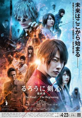 Phim Lãng Khách Kenshin: Hồi Kết - Rurouni Kenshin 4: The Final - The Beginnin (2021)