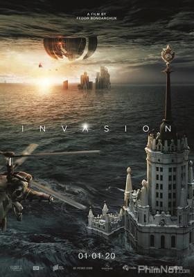Phim Không Gian Mê Hoặc 2: Phòng Thủ Địa Cầu - Attraction 2 - Invasion (2020)