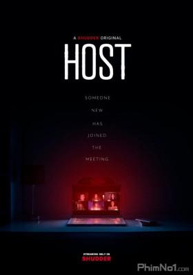 Phim Phòng Chat Quỷ Ám - Host (2020)