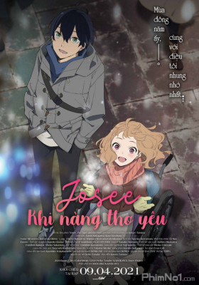 Phim Josee: Khi Nàng Thơ Yêu - Joze to tora to sakanatachi (2020)