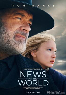 Phim Chuyến Đi Định Mệnh - News of the World (2020)
