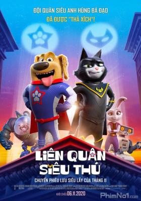 Phim Liên Quân Siêu Thú - StarDog and TurboCat (2019)