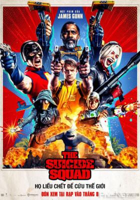 Phim Suicide Squad: Điệp Vụ Cảm Tử - The Suicide Squad (2021)