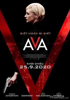 Phim Sát Thủ Ava - Ava (2020)