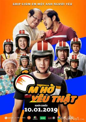 Phim Nam Thần Xe Ôm 2: Ôm Hờ Yêu Thật - Bikeman 2 (2019)