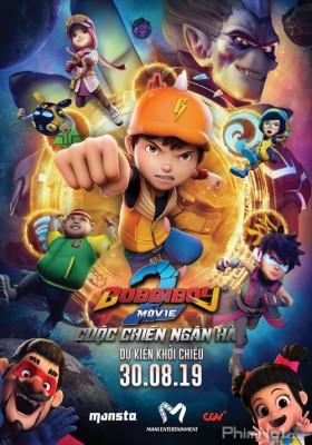Phim BoBoiBoy 2: Cuộc Chiến Ngân Hà - BoBoiBoy Movie 2 (2019)