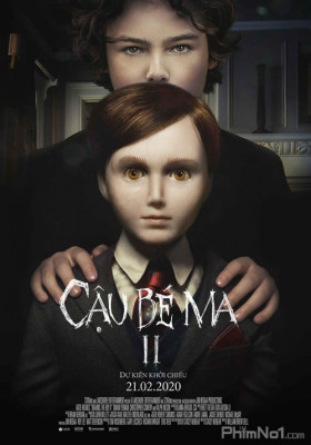 Phim Cậu Bé Ma 2 - Brahms: The Boy II (2020)