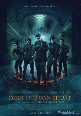 Phim Dinh Thự Oan Khuất - Ghosts of War (2020)