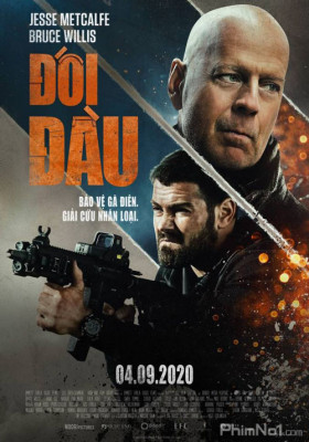 Phim Đối Đầu - Hard Kill (2020)