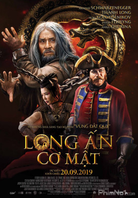 Phim Long Ấn Cơ Mật - Journey to China: The Mystery of Iron Mask (2019)