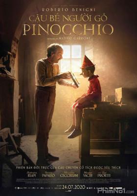 Phim Cậu Bé Người Gỗ Pinocchio - Pinocchio (2019)