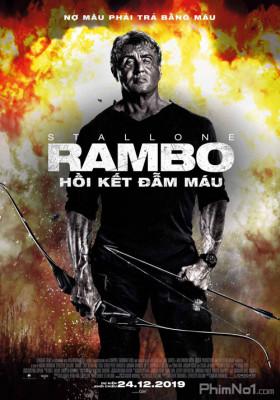 Phim Rambo: Hồi Kết Đẫm Máu - Rambo: Last Blood (2019)