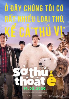 Phim Sở Thú Thoát Ế - Secret Zoo (2020)