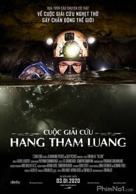 Phim Cuộc Giải Cứu Hang Tham Luang - The Cave (2019)