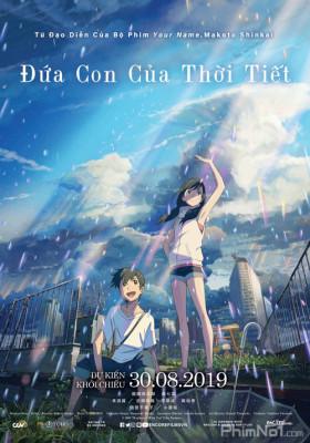 Phim Đứa Con Của Thời Tiết - Weathering With You (Tenki no ko) (2019)